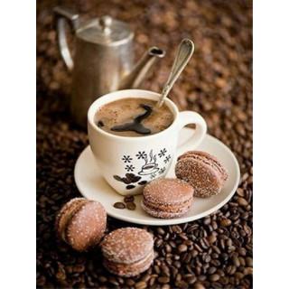 """Алмазная мозаика """"Чашечка кофе"""""""