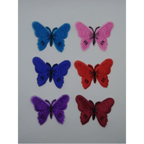Термоаппликация  Бабочка
