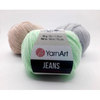 Джинс (Jeans) , 55% хлопок 45% акрил