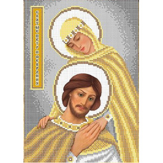 Св.Петр и Феврония (ф.4, з)