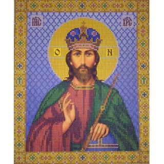 Икона - Господь Вседержитель А4 - 1
