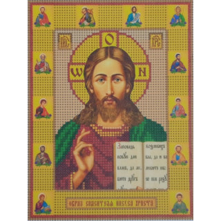 Христос и 12 Апостолов