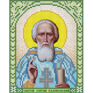 Сергей Радонежский Святой Преподобный