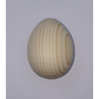 Заготовка деревянное яйцо