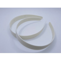 Ободок пластик белый 20 мм
