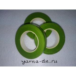 Тейп-лента, светло-зеленая