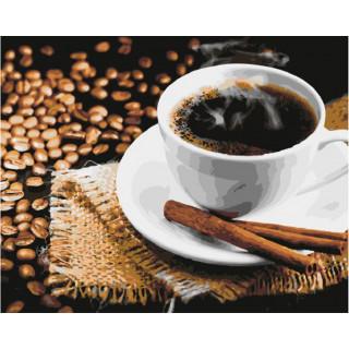 Картина по номерам - Пряный аромат кофе