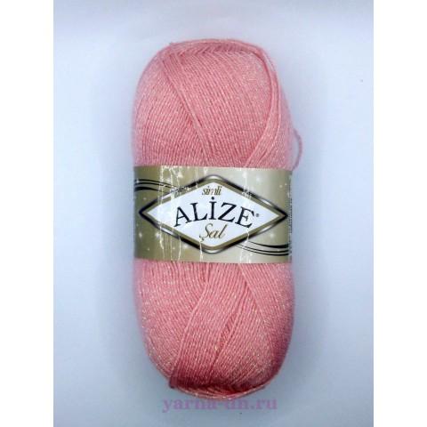 Alize Sal simli (Сал симли), 95% акрил 5% металлик