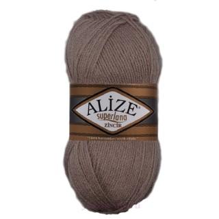 Alize Superlana Zincir (Суперлана Зинкир) , 25% шерсть 75% акрил
