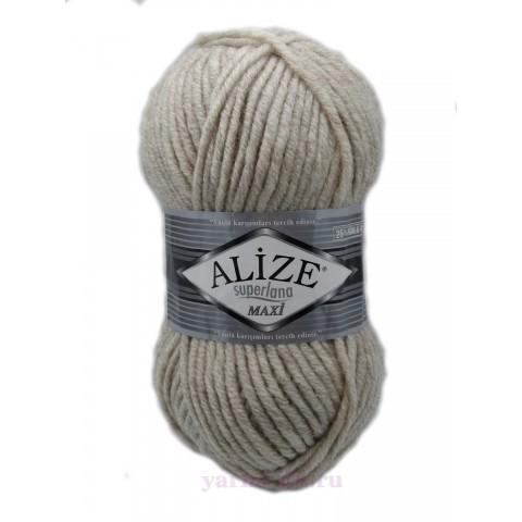 Alize Superlana Maxi (Суперлана Макси) , 25% шерсть 75% акрил