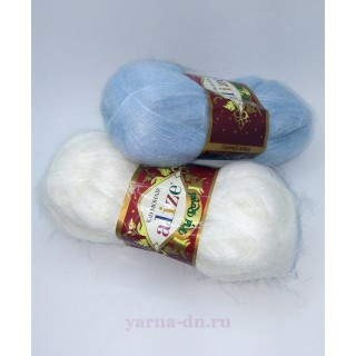 Mohair Kid Royal ( Мохер Кид роял) , 62% кид мохер 38% полиамид