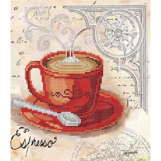Кофе в Париже (красный)
